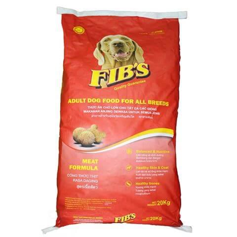 đồ ăn cho chó fibs