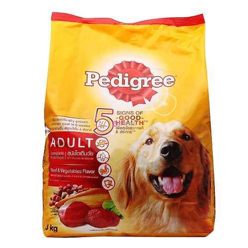 đồ ăn cho chó pedigree