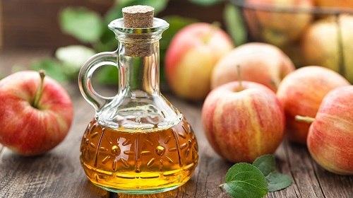 thuốc diệt bọ chét từ dấm táo