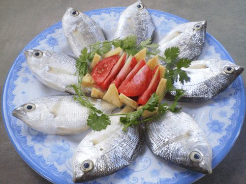 Cá móm nấu canh chua