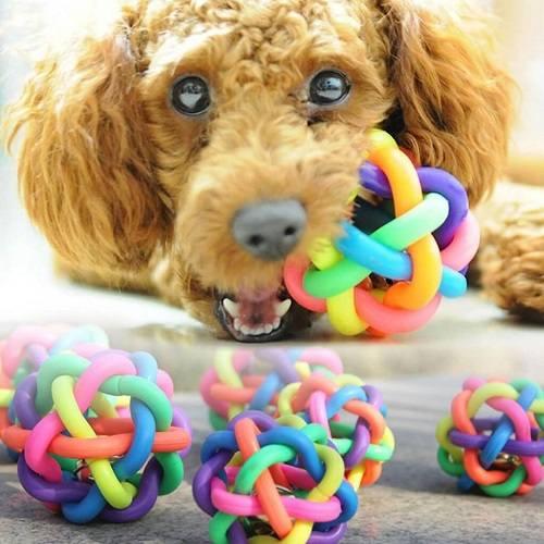 Bóng đồ chơi cho chó Poodle