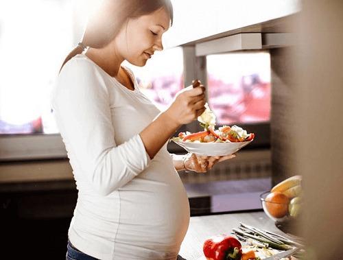 sò dương rất tốt cho phụ nữ mang bầu