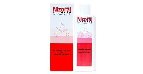 sữa tắm Nizoral